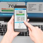 report credit score