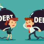 business debt