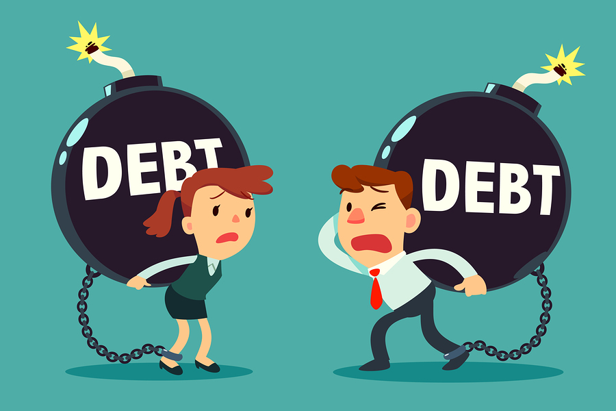 business debt